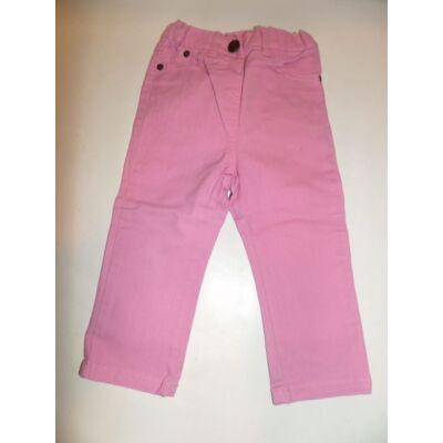 80-86-os rózsaszín farmernadrág - George