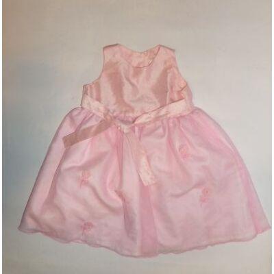 80-as rózsaszín tüllös ujjjatlan alkalmi ruha - Next