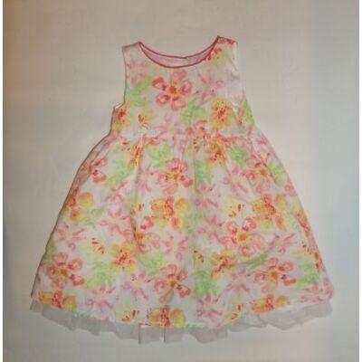 86-92-es virágos ujjatlan ruha - Early Days