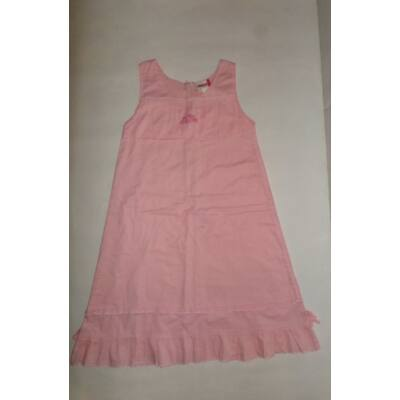 146-os rózsaszín ujjatlan ruha - Yigga