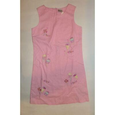152-es rózsaszín gyöngyös fagyis ujjatlan ruha - Next
