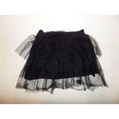146-os fekete tüllös alklami szoknya - Asti