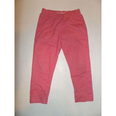 92-98-as rózsaszín lány nadrág - Nutmeg