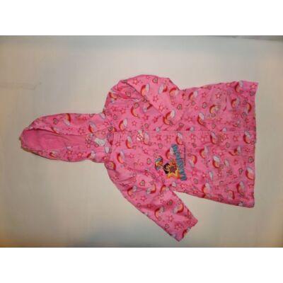 92-es rózsaszín átmeneti kabát - Dóra a felfedező