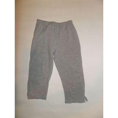 110-116-os szürke leggings