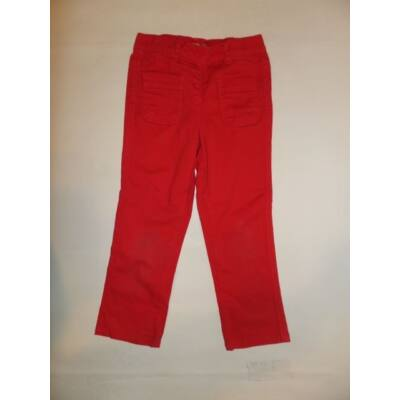 110-es piros lány farmernadrág - In Extenso