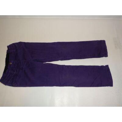 116-os lila bélelt lány nadrág - Lupilu