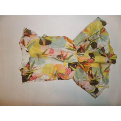 116-os szines mintás ruha - Catimini