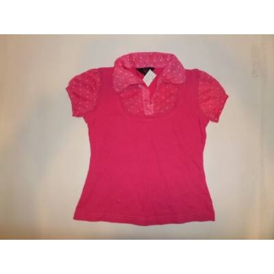 140-es rózsaszín duplahatású póló - Young Dimension