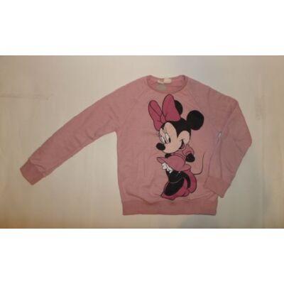 152-es rózsaszín pulcsi - Minnie Egér