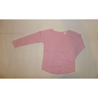 128-as rózsaszín pulcsi
