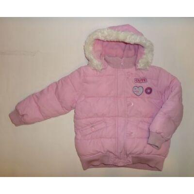 116-os rózsaszín télikabát - Cherokee