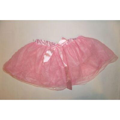 140-146-os rózsaszín tüll szoknya - Claires