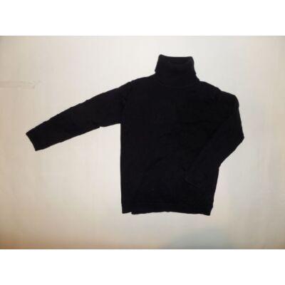 116-os fekete lány pulóver - Zara