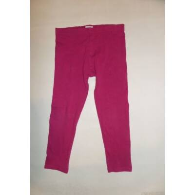116-122-es pink leggings - F&F