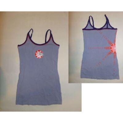 134-es lila virágos spagettipántos ruha - Nike