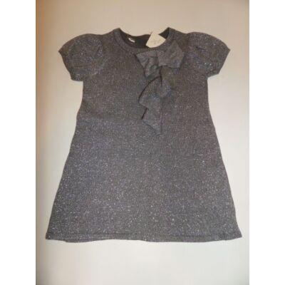 98-as szürke csillogó kötött ruha - H&M
