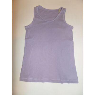 134-es lila ujjatlan póló