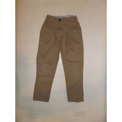 122-es khaki lány nadrág - C&A