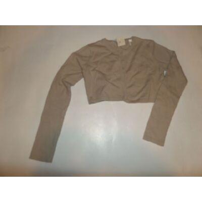 152-es drapp kötött bolero - Okaidi
