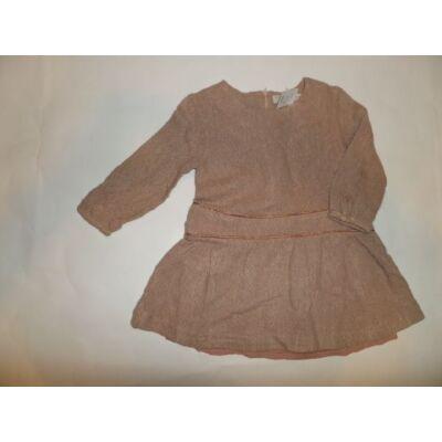 110-es barna átmeneti ruha - Zara
