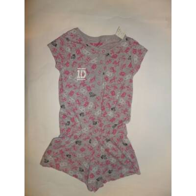 140-es szürke feliratos playsuit - One Direction