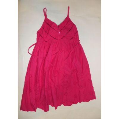 140-es pink spagettipántos ruha - Young Dimension
