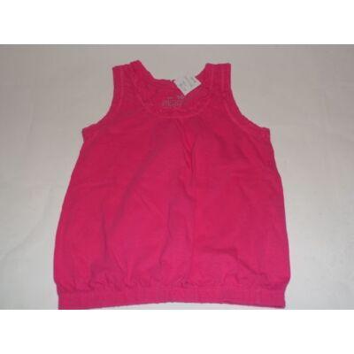 116-os rózsaszín ujjatlan póló - Okay