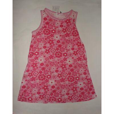 116-os virágos pamut ruha - H&M