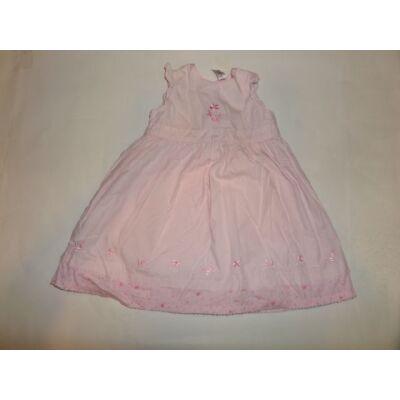 74-es rózsaszín vászonruha - TU