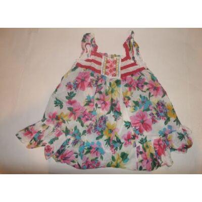 128-as virágos nyári ruha