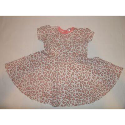 80-as leopárdmintás pamut ruha - F&F