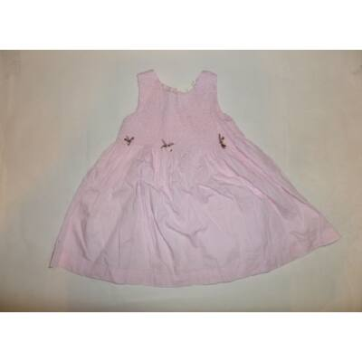92-es rózsaszín húzott felsőrészű ruha