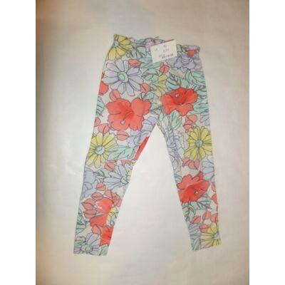 98-as virágos leggings