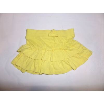 110-es sárga pamutszoknyya - Ethel Austin