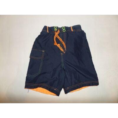116-os kék-narancssárga hálós bélésű short
