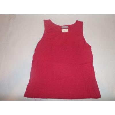 134-es pirosas ujjatlan lány póló