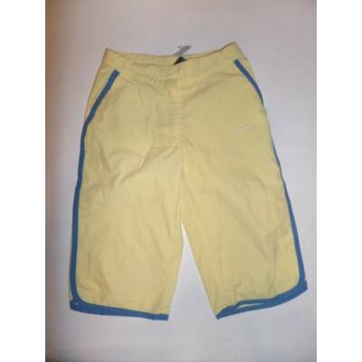122-es sárga-kék sportos térdnadrág - Nike