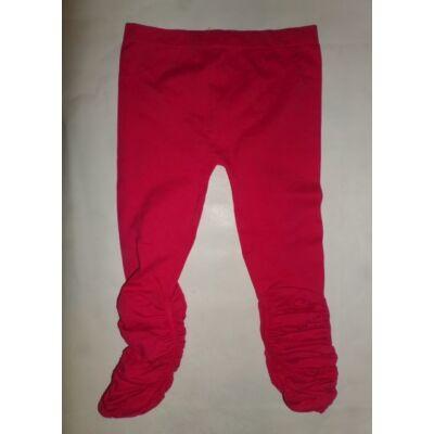 110-116-os rózsaszín leggings