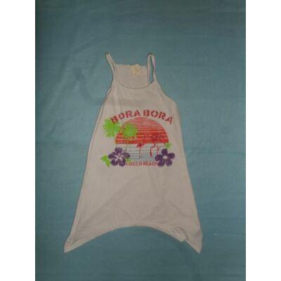 116-os fehér nyári ruha - Bora Bora