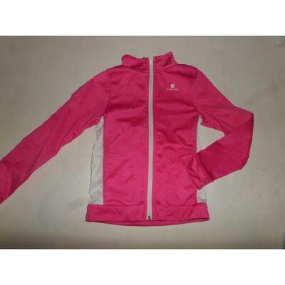 116-os pink szabadidőfelső - Decathlon