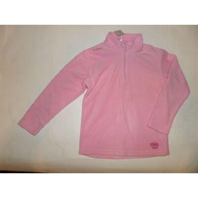 116-os rózsaszín polár pulcsi - Quechua, Decathlon