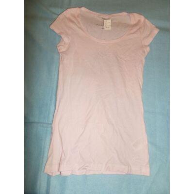 158-as rózsaszín póló - H&M