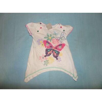 110-es virágos fehér póló - Cherokee