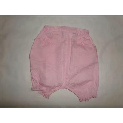 80-as rózsaszín short