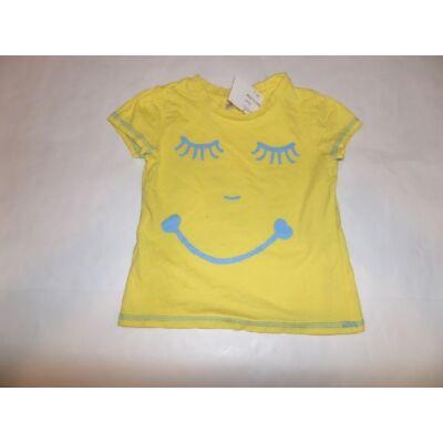 98-104-es sárga lány póló - Ladybird