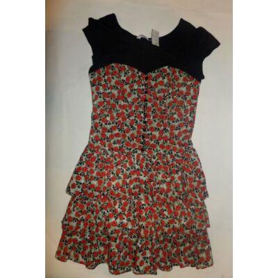 164-es virágos ruha - Red Herring
