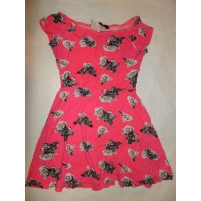 146-152-es rózsaszín virágos ruha - Generation