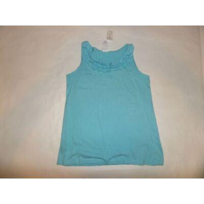 128-as kék ujjatlan póló lánynak - C&A