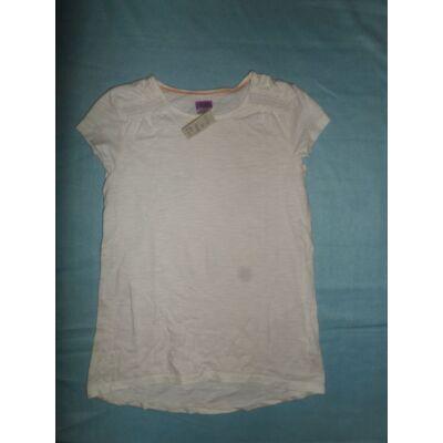 152-158-as fehér póló lánynak - F&F